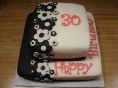 30th Birthday Cake Decorating Ideas Cakes For Women 30