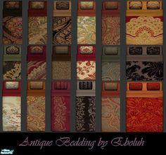 Eboluh's Antique Bedding 1 Set