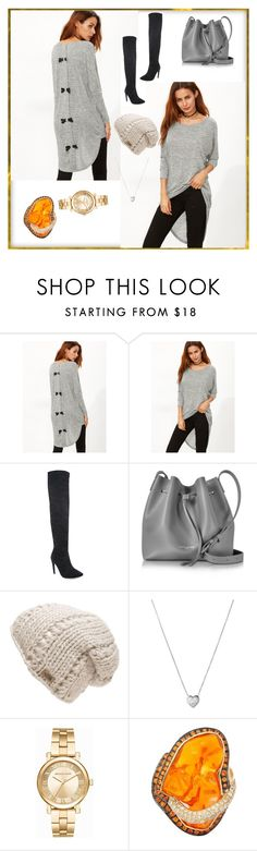 """""""Women's fashion"""" by room140701 on Polyvore featuring Lancaster, The North Face, Links of London and Michael Kors"""