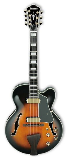 IBANEZ AFJ957VSB 7 String Hollowbody Electric Guitar Artcore Vintage Sunburst | Alto Music of Orange County