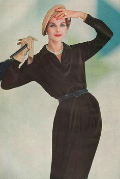 July Vogue 1957