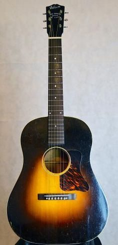 1935 Gibson Roy Smeck Stage De Luxe Acoustic Guitar image 1