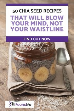 I love to find these chia seed recipes for weight loss such as the puddings. It will blow your mind. I love to find these chia seed recipes for weight loss such as the puddings. It will blow your mind. Vegan Chia Seed Pudding, Overnight Chia Pudding, Chocolate Chia Seed Pudding, Chia Seed Recipes For Weight Loss, Easy Jam Recipe, Chia Recipe, Roasted Apples, Jam Recipes, Family Recipes