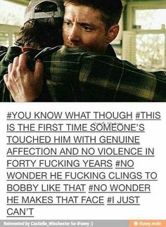 Kill me now please!!!! Dean? Sam? Bobby?