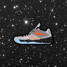 Nike KD 4 Galaxy