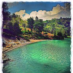 Linow Lake, Manado-Indonesia