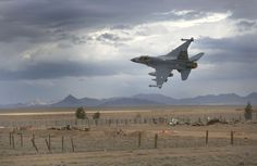 Royal Netherlands Air Force General Dynamics F-16AM Block 15 MLU Fighting Falcon in Afghanistan