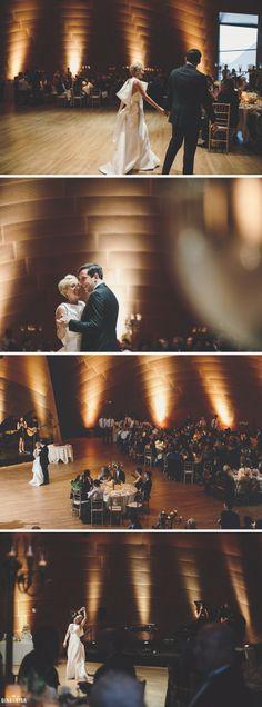 Walt Disney Concert Hall Wedding   First Dance