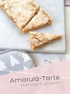 Amarula-Tarte I Nummer Fünfzehn