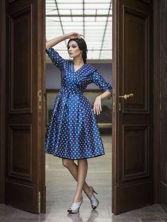 Znalezione obrazy dla zapytania moda prl