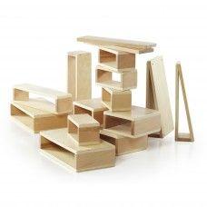 Wooden Blocks: Hollow Blocks
