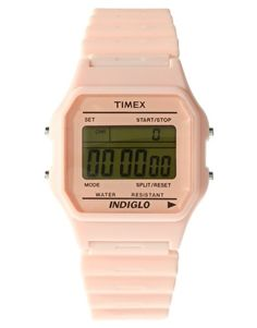 hope it comes back into stock. ++ 80 pink taffy watch ++ timex