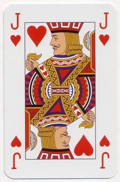 Playing Cards Art, Vintage Playing Cards, Jack Of Hearts, House Of Cards, Jack Black, Tarot Cards, Cushion Covers, Love Heart, Deck