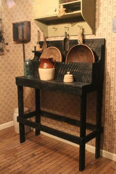 Rusty Nail Primitives by annabelle