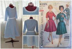 Finished: Brigitte Dress ~ Sewing ♥ Vintage ♥ Knitting