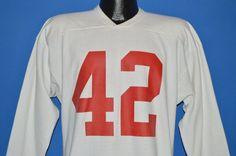 80s San Francisco 49ers Ronnie Lott t-shirt Large 9ec441044