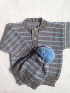 A personal favourite from my Etsy shop https://www.etsy.com/uk/listing/243058690/baby-knitted-matinee-setgrey