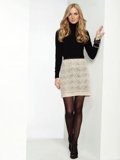 cant believe this skirt is the limited...Potential Christmas eve outfit?