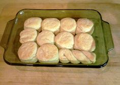 very easy home made biscuits Recipe -  Awesome let's eat very easy home made biscuits