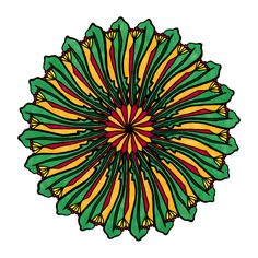 Nature Inspired Mandala Colouring Pages. Mandala Coloring Pages, Colouring Pages, Nature Inspired, Art Therapy, Hand Drawn, How To Draw Hands, Meditation, Printables, Unique Jewelry