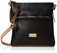 Henley  Womens Edie Cross-Body Bag Black/Tan No description (Barcode EAN = 5055173159647). http://www.comparestoreprices.co.uk/january-2017-2/henley-womens-edie-cross-body-bag-black-tan.asp