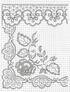 cutwork design