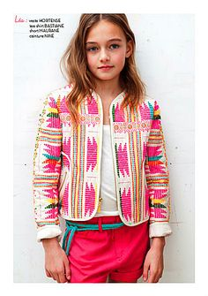 Want this in grown-up size: La collection été 2014 | Derhy-Kids