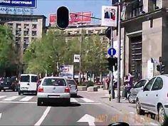 VladanMovies, Street View: L'ete Indien by Vladan POV Driving through Be...
