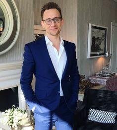 <3 Tom Hiddleston beautiful little pumpkin