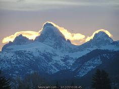 Teton Mountain Range from Driggs, ID....One of my absolute favorite places!!