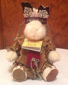 Muffy Vanderbear's Friend Hoppy As Pocahoppy, So Cute! | #1695104136