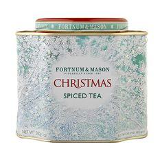 Fortnum and Mason - NEW - Christmas Tea Caddy, 200g