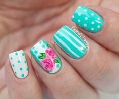 Nails :) Paulina's Passions Nail-Art♥♥
