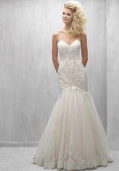 Madison James MJ259 Wedding Dress photo