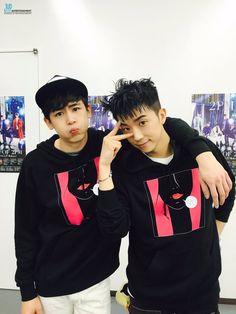 Khunnie & Wooyoung - Galaxy of 2PM, Fukuoka day 2, 160508
