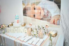 Birds Baptism Party Ideas | Photo 1 of 10 | Catch My Party