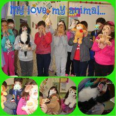 my love my animals #etwinning #twinspace