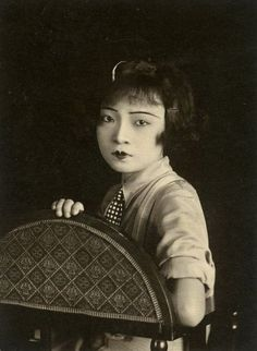 Chinese flapper