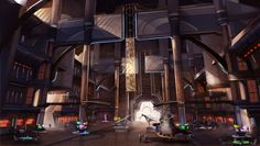 ArtStation - Star Wars The Old Republic -The Planet Makeb, Christian Piccolo