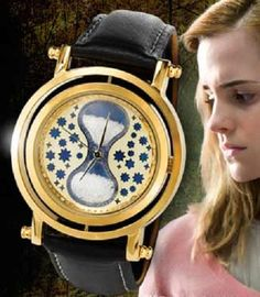 Time Turner Watch Harry Potter Hermione Granger. I want this!