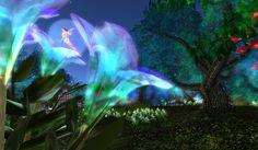 2011 Fantasy Fair Forest of Light Sim Game Assets, Hedges, Sims, Aquarium, Fantasy, Explore, Landscape, Photos, Goldfish Bowl