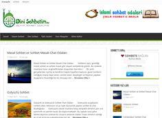 www.dinisohbetim.net dini sohbet, sohbet odaları, ilahiler