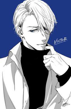 「ユーリらくがき詰め。 【腐向け有・勇ヴィク】」/「yoshi」の漫画 [pixiv]