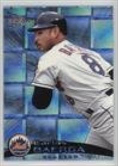 Carlos Baerga #95/160 (Baseball Card) 1999 Pacific Prism Holographic Mirror #91 -- Awesome products selected by Anna Churchill