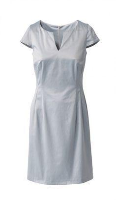 Schnittmuster: Business-Kleid nähen - eine Anleitung - BRIGITTE