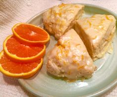 "When I was young, I thought scones were tough and flavorless little bricks, something you ate to be polite but derived no joy from. Then one day, in an effort to expand my horizons, I tried an orange scone from Panera's- and everything changed! These are beautiful, airy creations with a delicate balance of sweetness and sophistication. They fall into that wonderful category of ""desserts suitable for breakfast"" and are sure to be a hit across generations. It's true I..."