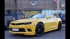 2015 Camaro 3.6L V6 Coupè/Kit Aero/Cerchi Asanti/Interni speciali/ I Love America, Cutaway