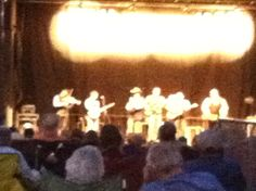 Doyle Lawson and Quick  Silver at Sevierville Tn  Bloomin bluegrass an BBQ festival , wow are they great!