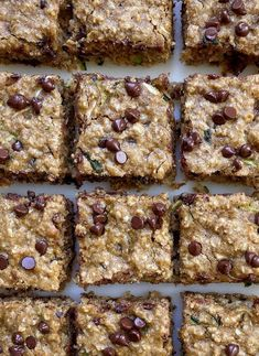 Zucchini Chocolate Chip Cookies, Banana Bread Cookies, Chocolate Chip Banana Bread, Cookies Et Biscuits, Zucchini Bars, Zucchini Banana, Baking With Toddlers, Cooking Rolled Oats, Healthy Baking