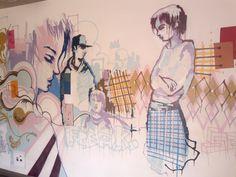 Grafite - Senac Lapa Faustolo